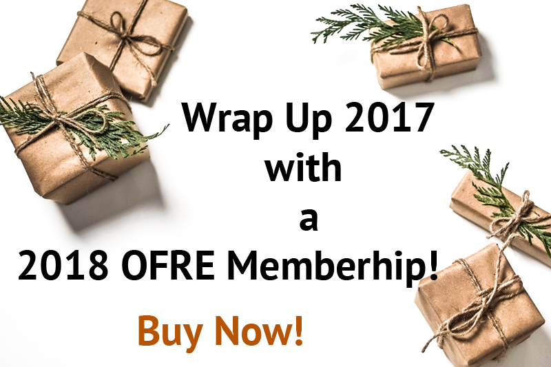 OFRE 2017 Rates